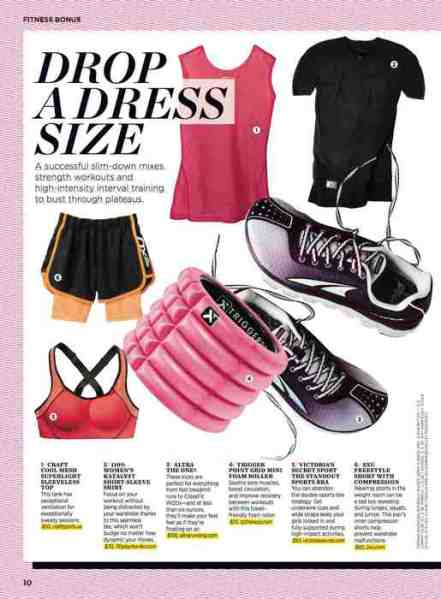 July 2014 GRID Mini Women's Health Magazine